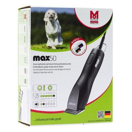Máquina de tosquiar Moser max50