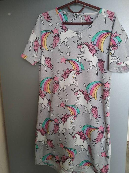 Ночная рубашка ночнушка на 9-10лет next Вараш - изображение 1