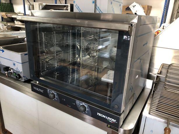 Forno convector eléctrico para gastronomia 4 x GN1/1