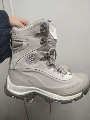 зимние ботинки Columbia Bugaboot Plus II omni heat Сапожки сапоги зима