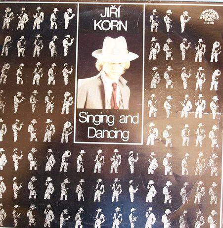 JIRI KORN Singing and Dancing - Płyta LP Vinyl 33