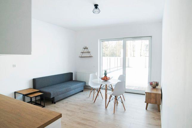 WYNAJEM - Nowe Mieszkanie 38m2 - ogródek 100 m2 - POZNAŃ - Pszczyńska