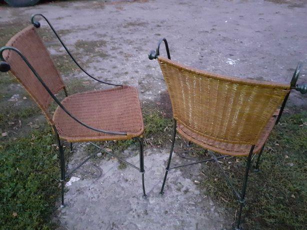 Стільці плетені з Голландії дуже якісні