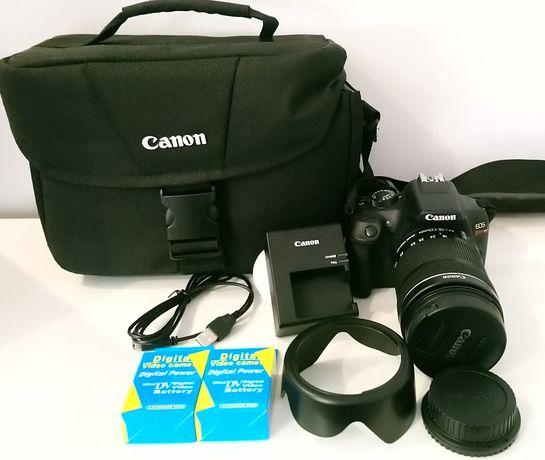 lustrzanka cyfrowa Canon EOS Rebel T6 z obiektywem 18-55mm .::DELTA::.