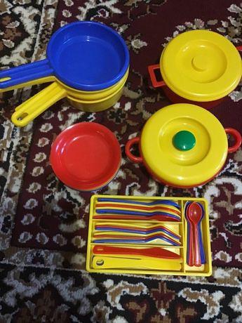 Дитяча посуда  ho plast hobro велика qwe