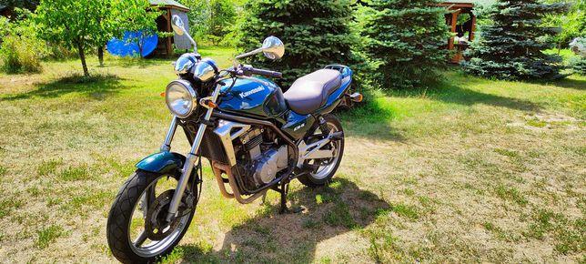 Sprzedam motocykl marki KAWASAKI ER500