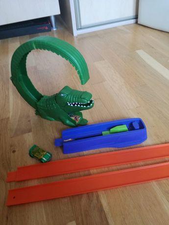 Hot Wheels - Szczęki krokodyla