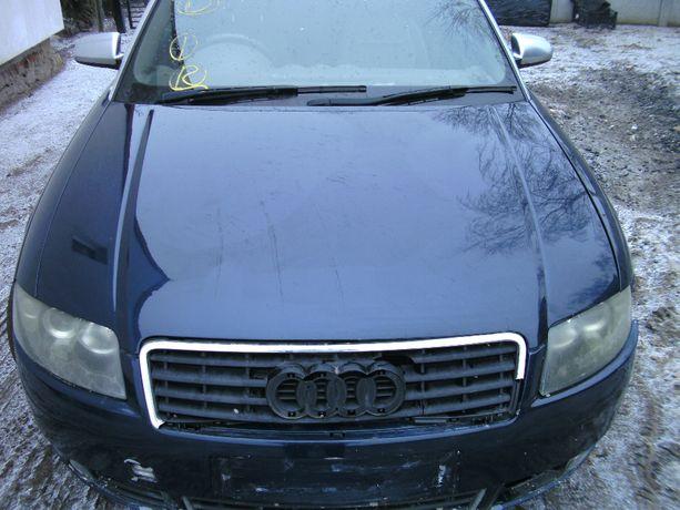 Audi a4 b6 cabrio maska zderzak pas przedni
