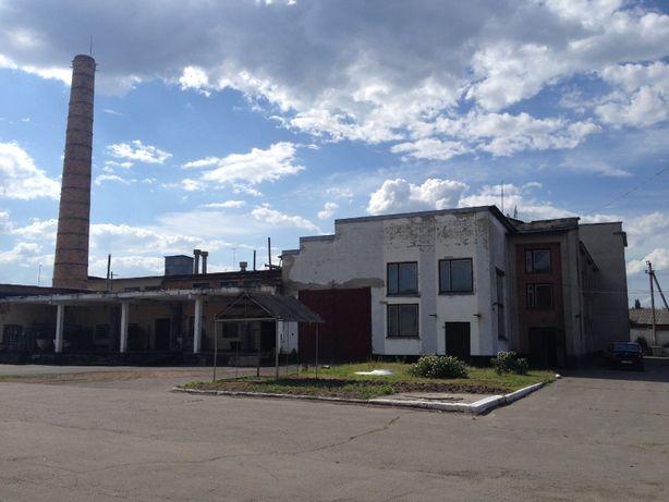 Продам производственную базу в смт. Новые Санжары.