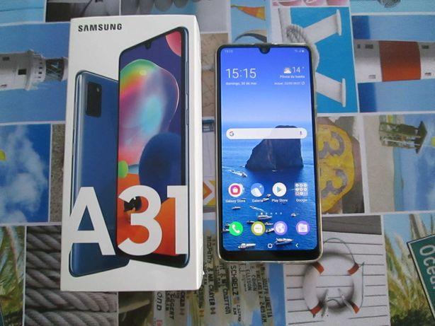 Samsung Galaxy A31 Novo!