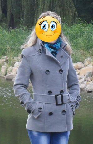 Осеннее женское пальто кашемир