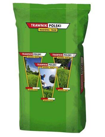 Nasiona traw SPORT TRAWNIK POLSKI 5kg trawa w rolkach nawozy