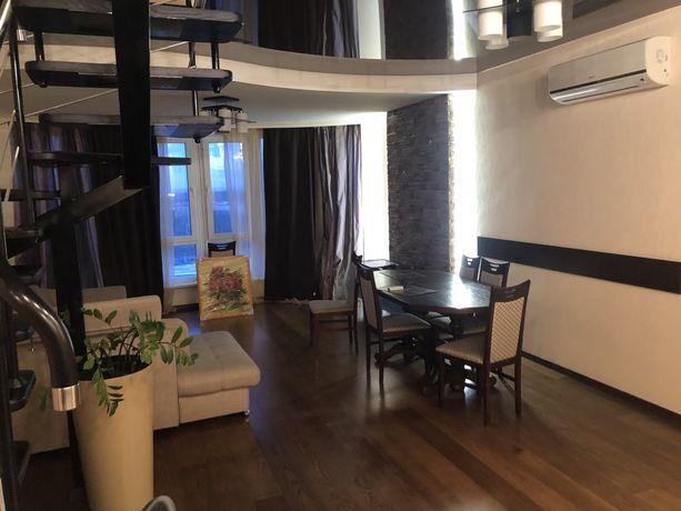 Аренда 3 комнатной квартиры, первая сдача, Вышгород