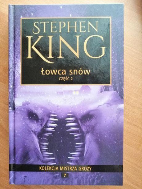 Łowca snów cz. 2, Stephen King