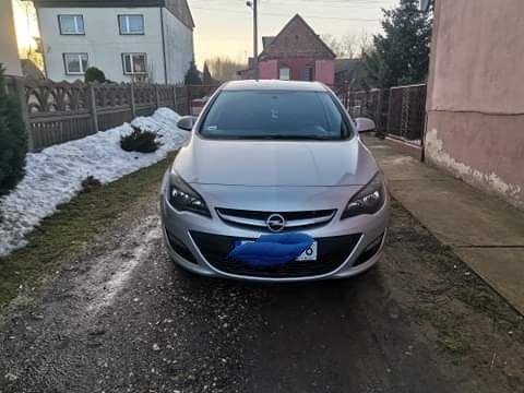 Opel Astra J 1.4 t 5d lpg 2014r