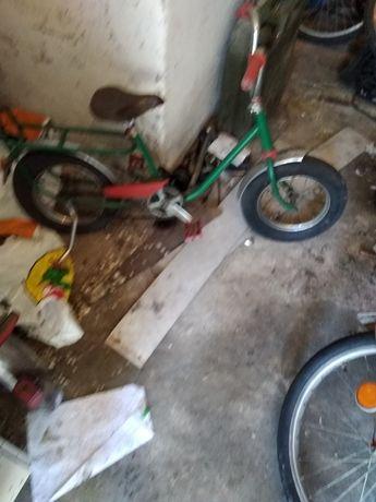 Sprzedam rowerek dziecięcy dla kolekcionera