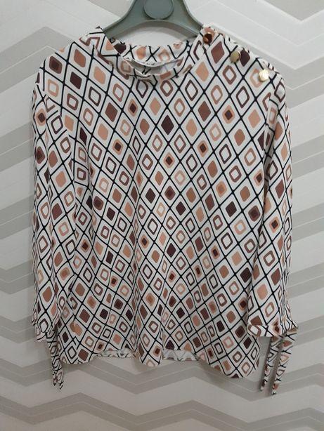 Elegancka bluzka klasyczna