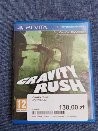 Gravity Rush psvita ps vita