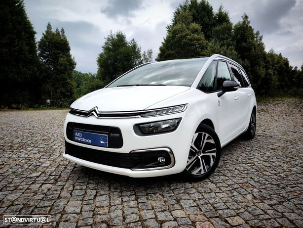Citroën Grand C4 spacetourer 1.5 BlueHDi Origins