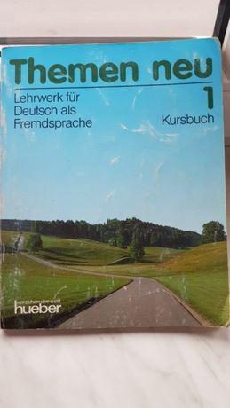 Themen neu 1 - książka do nauki języka niemieckiego