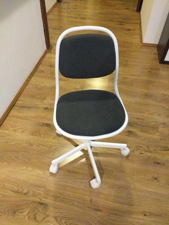 Krzesełko krzesło biurowe dla dziecka ikea