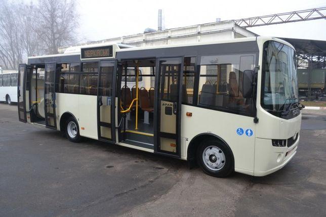 Автобус Атаман А-092Н6 город