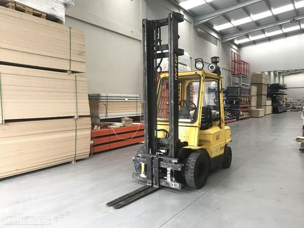 Hyster Empilhador Hyster 2500 Kgs Gás