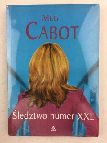 """""""Śledztwo numer XXL"""" Meg Cabot"""