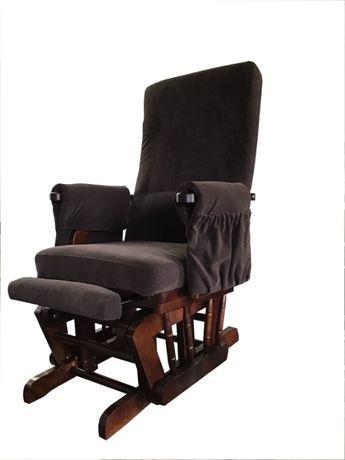 Fotel bujany, fotel , prezent Bujak