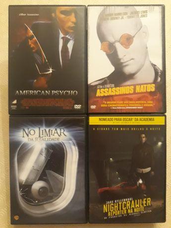 Dvd's originais (edição nacional)