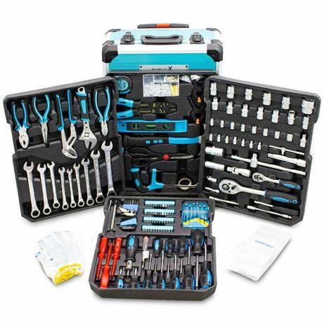 17530 Profesjonalny zestaw narzędzi w walizce 1200 elementów BITUXX