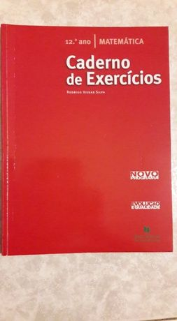 Caderno de Exercicios 12'ano Matematica