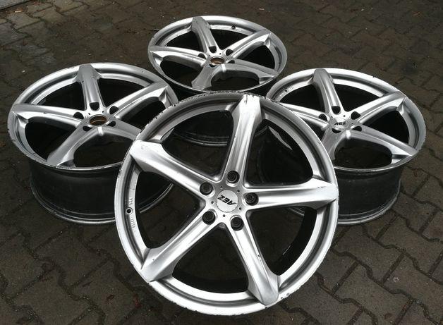 "21"" 5x130 AEZ Porsche Cayenne GTS Turbo Panamera  Toureg Q7 bbs oz"