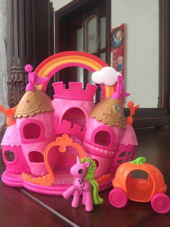 Волшебный замок Lalaloopsy Tinies