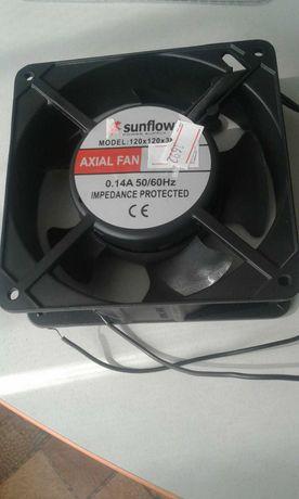 Вентилятор FM 12038A2HSL 120х38(СК) 220VAC 0.14A, Sunflow