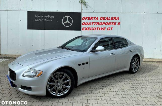 Maserati Quattroporte Oferta Dealera/ Quattroporte S/ Executive GT/Zarejestrowany/ Vat Marża