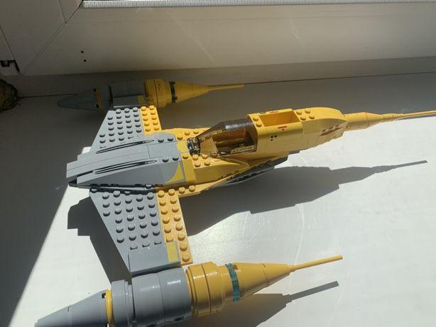 Lego Star Wars 75092 Истребитель Набу