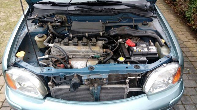 Nissan Micra 2002 AUTOMAT 1.3 KAT
