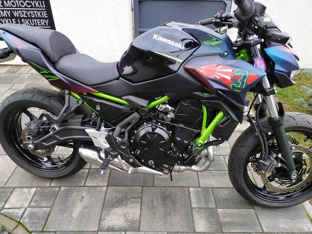 Kawasaki z 650 20r