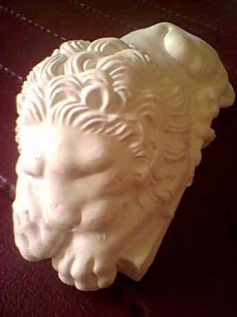 Гипсовая фигурка для раскрашивания, лев.