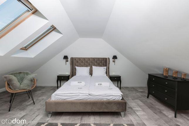 piękne dwupoziomowe mieszkanie z tarasem na dachu