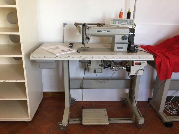 Máquina de Costura Industrial Fomax KDD-5570 Digital
