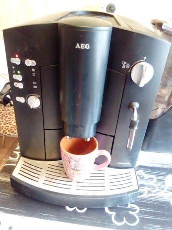 AEG CaFamosa б/у кофемашина