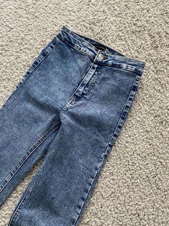 Spodnie jeansowe Sinsay 32