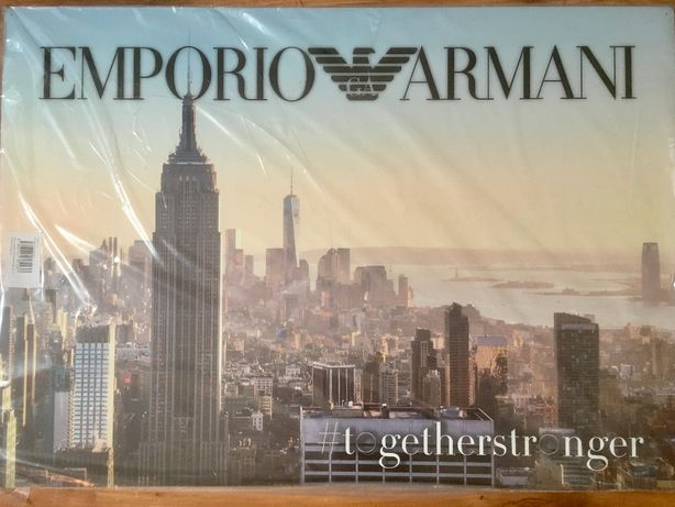 Armani Emporio Togetherstronger