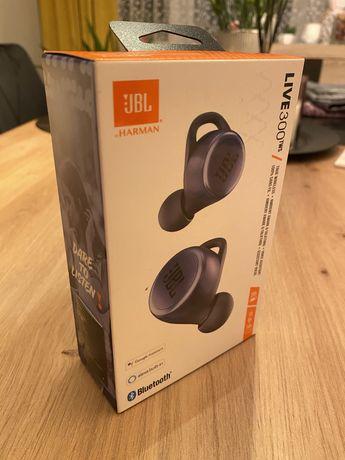 Sluchawki Bluetooth JBL TWS 300 Niebieskie