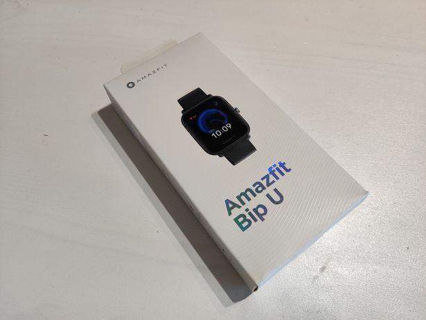 Smartwatch Amazfit BIP U czarny NOWY