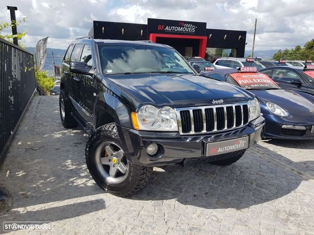 Jeep Grand Cherokee 3.0 CRD V6 Limited