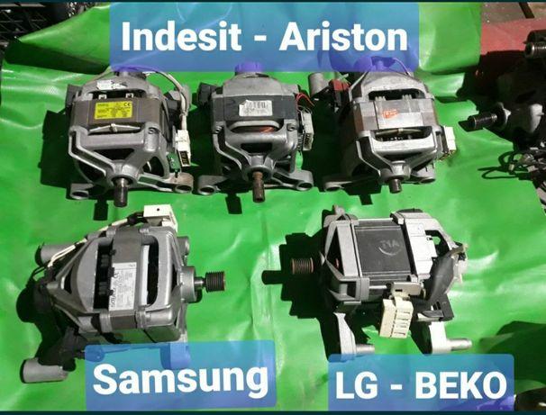 Двигатель для стиральной машины Индезит, Аристон, Лж, Самсунг, Беко