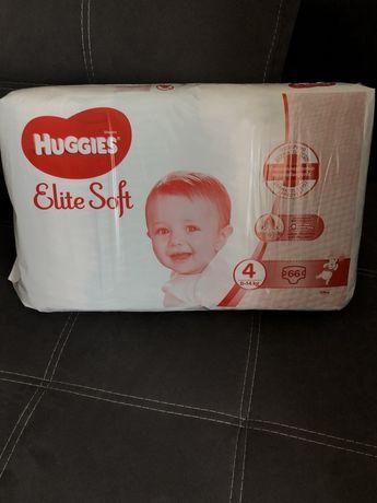 Подгузники huggies elite soft 4 на 8-14 кг как pampers premium care 4